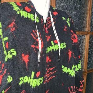 Jumpin Jammerz Zombie Onesie
